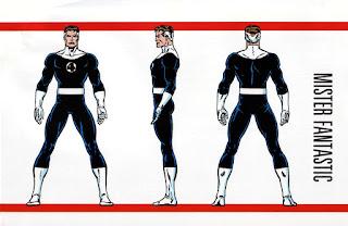 Mister Fantastico Superheroe