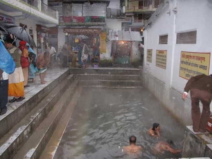 Gaurikund, Kedarnath