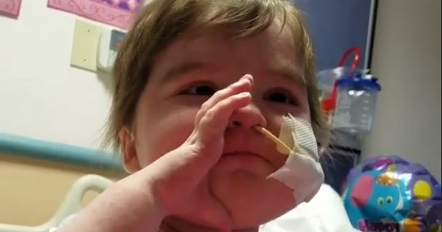 After Two Bone Marrow Transplants This Young Hero Singing Will Make Your Day