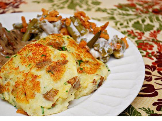 Sour Cream & Chive Potato Cakes