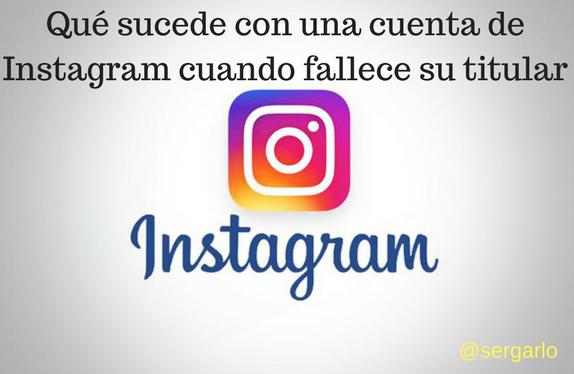 Redes Sociales, Instagram, fallecido, titular, Social media