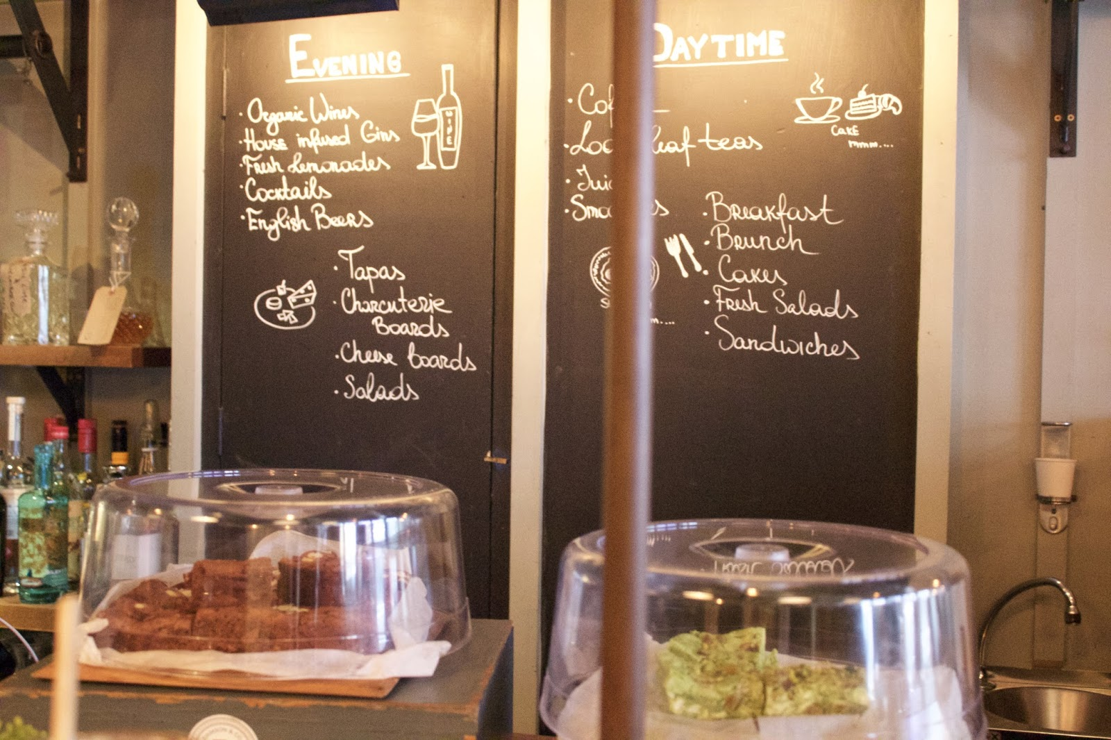 Damson & Co Cafe, Soho