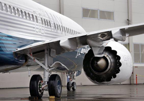 Boeing 737 MAX 9 specs