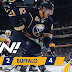 Sabres double up on Flames, 4-2