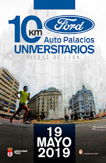 10 Km Universitarios de Leon 2019