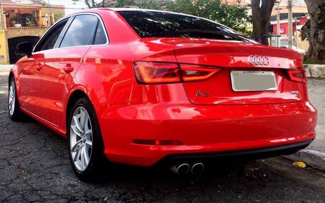 Audi convoca dois modelos para recall por falha no airbag