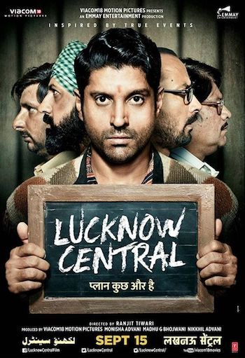 Lucknow Central 2017 Hindi pDVDRip 350MB