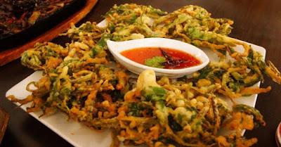atau anda termasuk orang yang menghindari jenis makanan yang satu ini Resep Kangkung Crispy Spesial