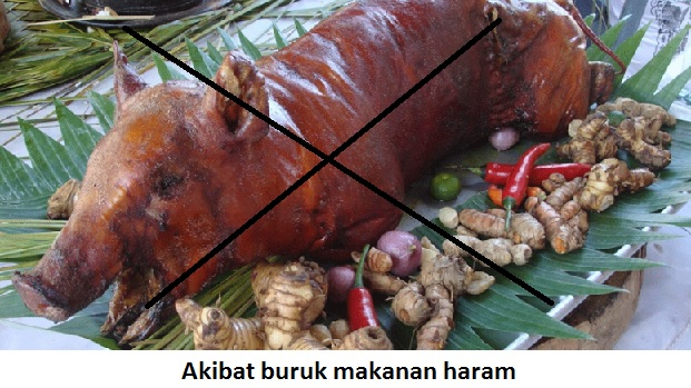 akibat-makan-babi-panggang