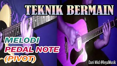 Belajar Gitar, Belajar Melodi Gitar Pemula Dasar