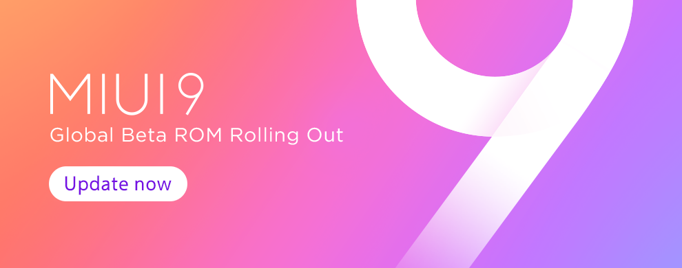 Update 19 Oktober 2017 ★ Global Beta 7.10.19 ★ ROM MIUI 9