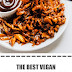 The Best Vegan Mushroom Pulled Pork