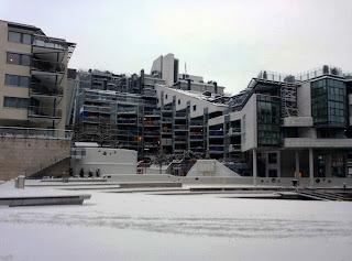 oslo dicembre neve
