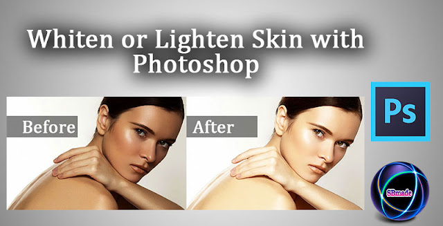 Whiten or Lighten Skin with Photoshop