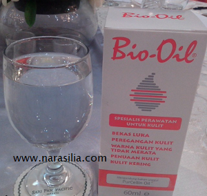 Masalah Kulit? Pakai Bio Oil.