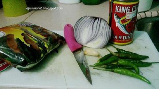 sambal sardin hancur