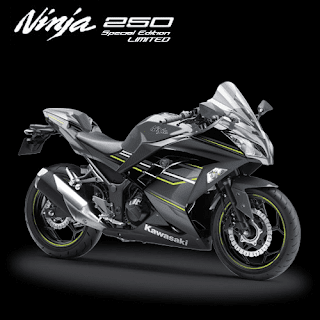 Paket Kredit Motor Murah Kawasaki Ninja 250 ABS NEW SE-Limited
