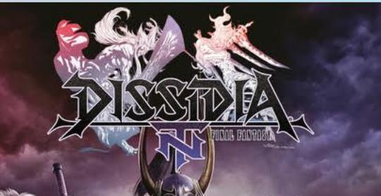 Dissidia Final Fantasy NT ya disponible