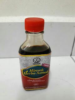 minyak asmak