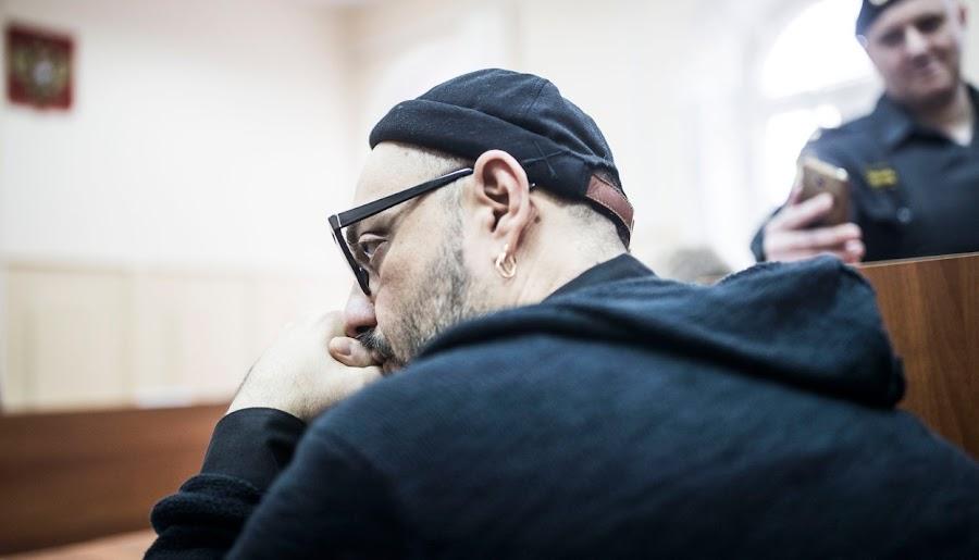 Речь бывшего руководителя «Седьмой студии» Кирилла Серебренникова в Басманном суде