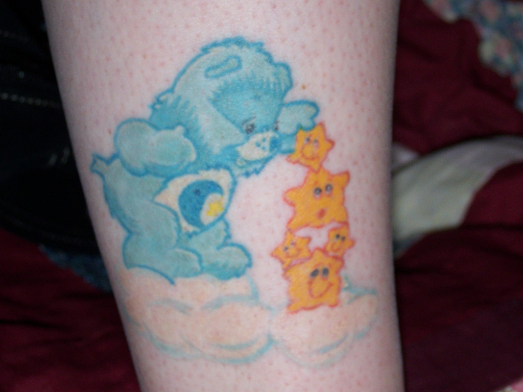 Unique Tattoos: Funny Tattoos The Best Funny Tattoo