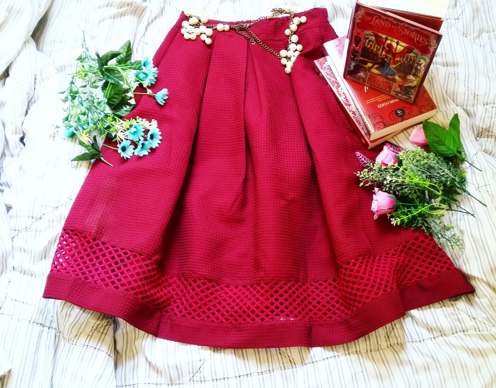 Fashion I Bought A New Skirts Luch Luch Craft Bloglovin