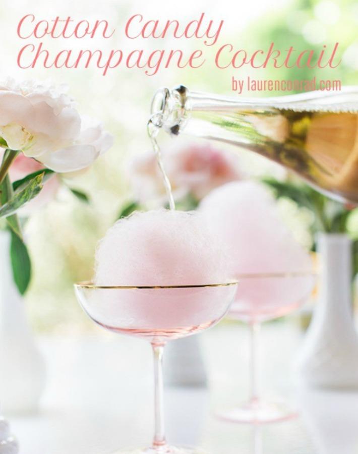 9 cócteles de champán o cava