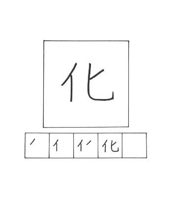 kanji berubah