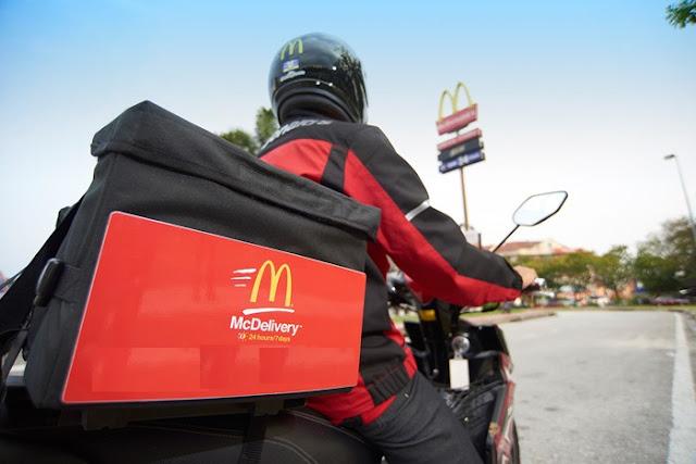 MC Delivery boy