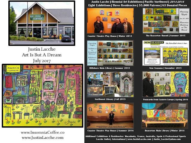 2017 | Justin Lacche | Insomnia Coffee Co. (Hillsboro, Oregon)