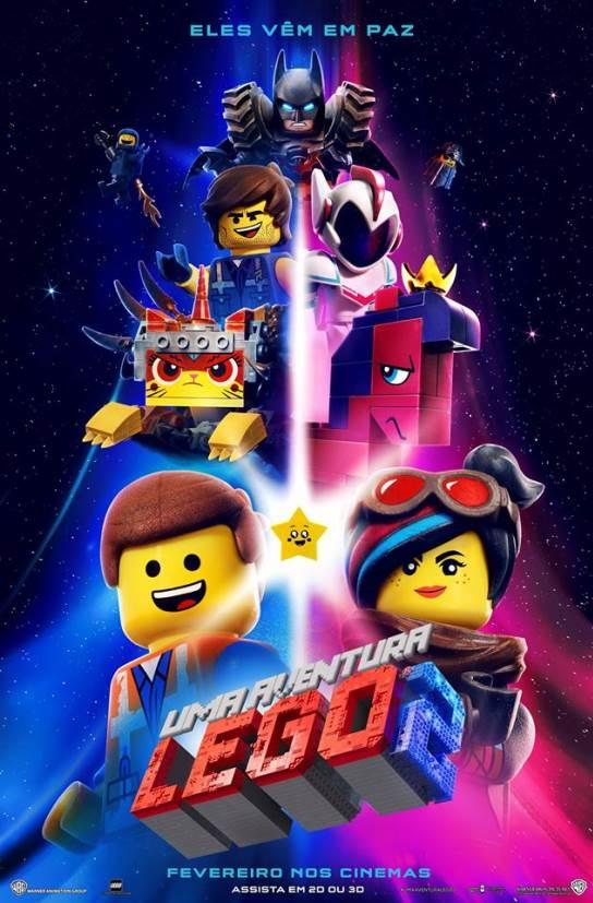 e14cae40a22d2 UCI Parangaba estreia  Uma Aventura Lego 2