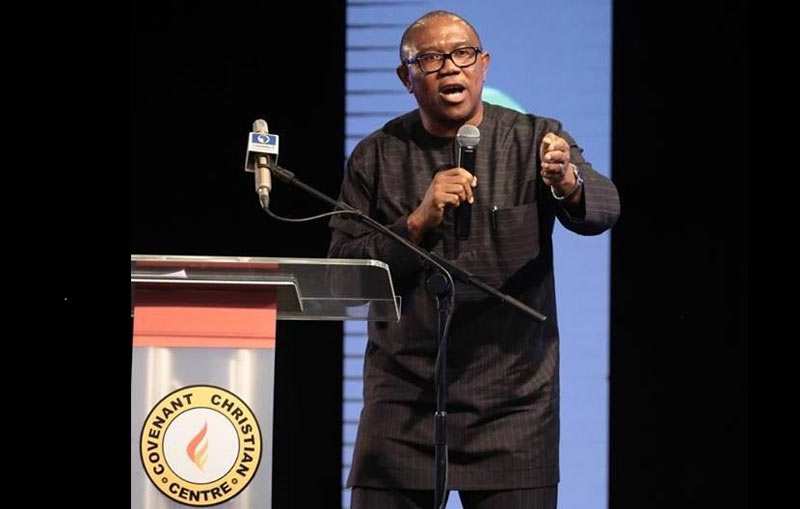 Peter Obi: Zuckerberg and Bill Gates would have failed if they were Nigerians