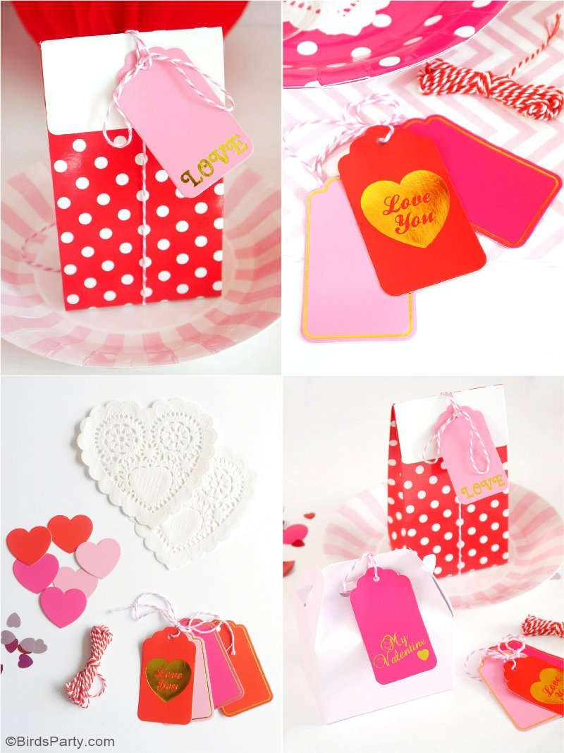 A Crafty Valentineu0027s Day Party   Full Of DIY Details, Decorations And Ideas  To Help