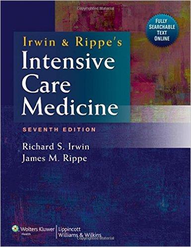 Irwin và Rippe Giáo trình Hồi sức 7e