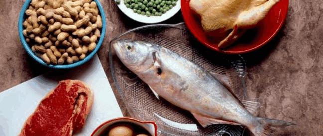 Tanda-Tanda Tubuh Anda Kekurangan Protein