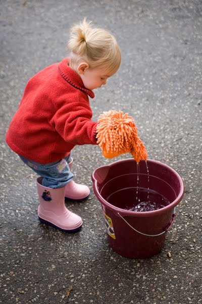 get your Kids to HELP with Spring Cleaning