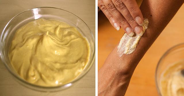 antiseptic turmeric cream