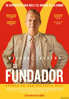 Crítica de El fundador (The Founder)