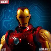 Abierto el pre-order de One:12 Collective Iron Man - Mezco