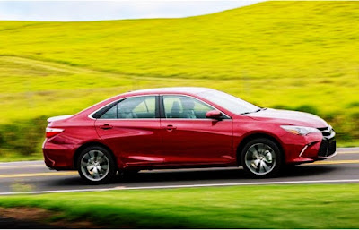 2017 Toyota Camry XSE Test Drive Pricelist