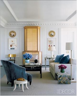 J.Randall Powers living room via belle vivir blog