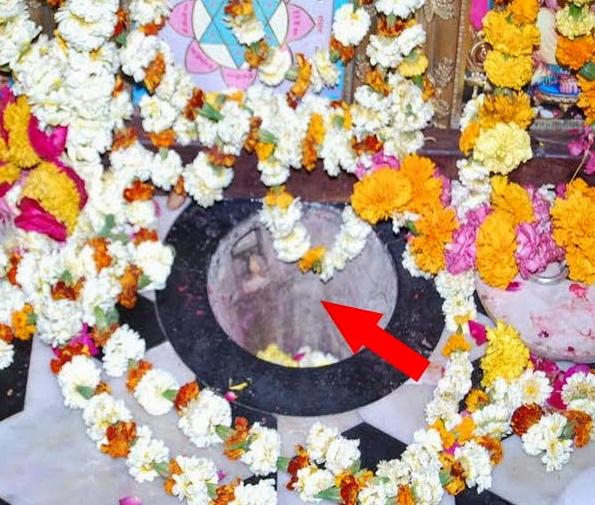 राजस्थान का शीतला माता मंदिर रहस्य