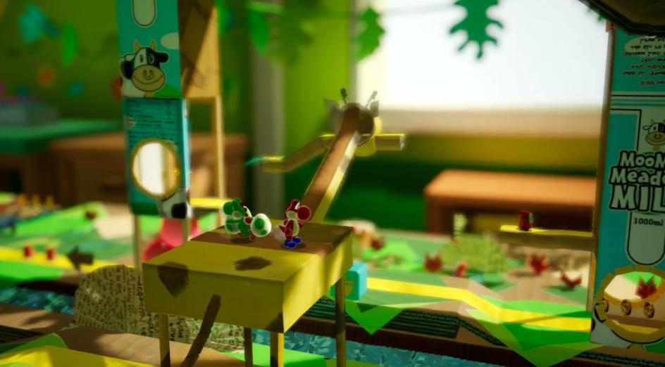 Yoshi E3 2018.