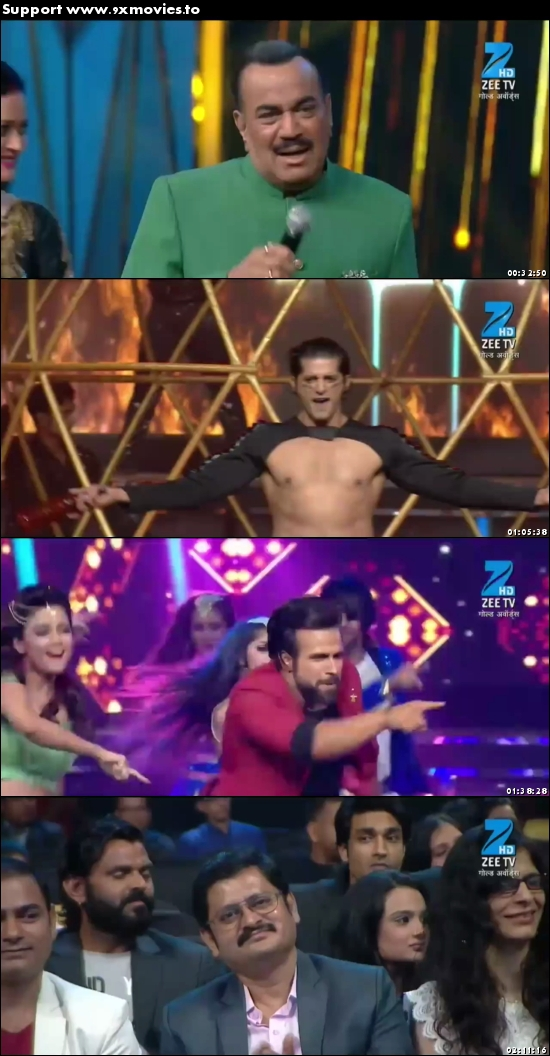Zee Gold Awards 2017 Main Event 720p DTHRip 1.2GB