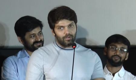 Arya Funny Speech | Director Nalan Kumarasamy | Pei Pasi Audio Launch