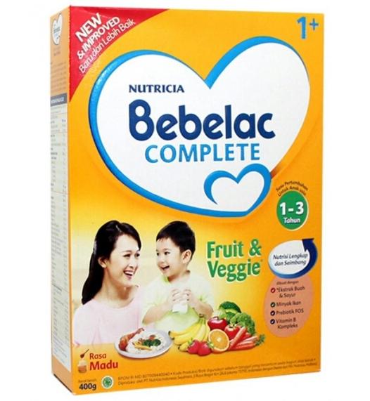 Daftar Harga Susu Bebelac Nutricia Terbaru 2015