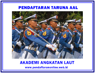 Pada kesempatan ini admin akan memperlihatkan gosip mengenai  Pendaftaran Online AAL 2019-2020 (Akademi Angkatan Laut)