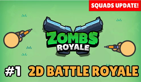 game battle royale android ZombsRoyale.io