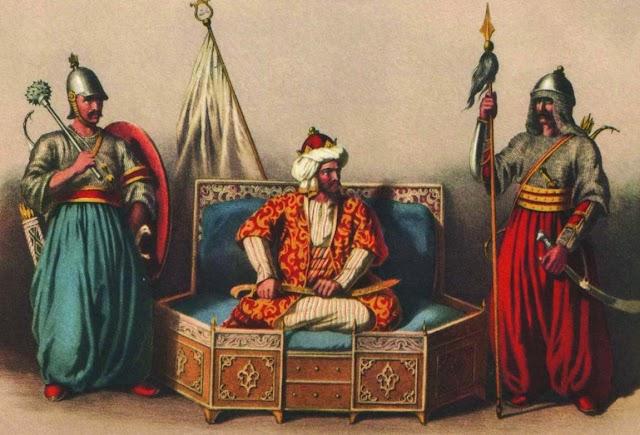 """معلومات عن """"عثمان بن أرطغرل"""" مؤسس الدولة العثمانية"""