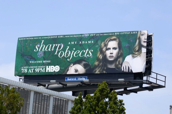 Sharp Objects limited series billboard